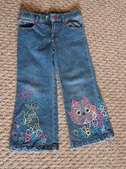 Одежда на девочку 2-4 года разная почти новая,  от 100 руб