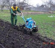Вскопать копать перекопать огород,  дачу,  землю в Омске