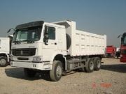 Китайские грузовики HOWO  в Омске