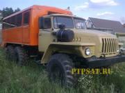 Урал 4320 Вахтовый автобус