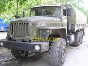 Автомобиль Урал 4320-0911-30