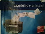 МФУ 4в1 HP LaserJet Pro M1214nfh MFP