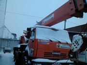 КраныАвтомобильные 25 тоннМКТ 25.7 автокран 25т. (КАМАЗ-43118) с уве
