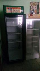Морозильные камеры ,  холодильники витринные.