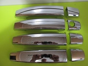 Накладки на ручки дверей хром Chevrolet CRUZE