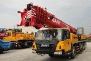 Автокран Палфингер-Сани. 25 тонн,  41.5 м (с гуськом). Продаю. Новый.