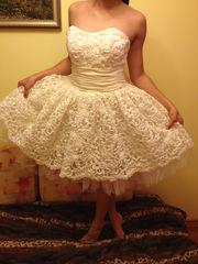 Красивое вечернее платье!
