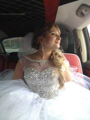 Продам Свадебное платье! Очень шикарное!