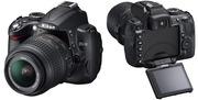 Nikon D5000 Kit 18-55 VR