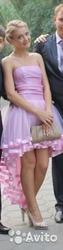 Замечательное выпускное платье