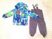 Новые демисезонные мембранные костюмы для мальчиков и девоче