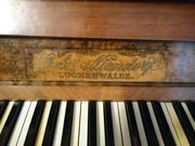 Продам немецкое б/у  пианино производства 1890-1900 г.г.
