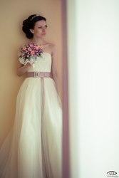 свадебное платье (только продажа)