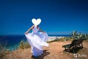 продам платье для фотосессии на море
