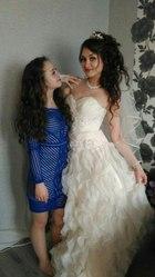 Продам  свадебное платье торг уместен