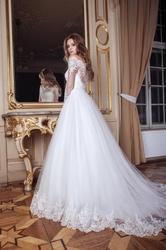 Свадебное платье от Королевы бала