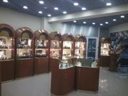 Торговые витрины для часов,  бижутерии, ювелирных изделий.