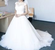 Бу свадебное платье