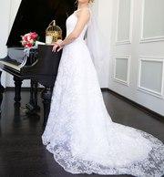 Б/у свадебное платье