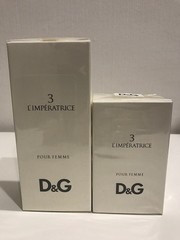 D&G ANTHOLOGY L'IMPERATRICE 3   50ml