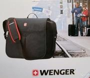 Сумка портфель WENGER для ноутбука новая