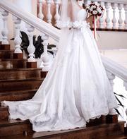 Роскошное свадебное платье Ladianto