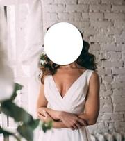 Свадебное платье «Франческа»  б/у