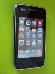 срочно продается телефон iPhone A808 (Китай),  б/у,  в хорошем состоянии