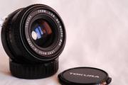 Tokura 28mm f/2.8 MACRO Ai (для Никон) MF